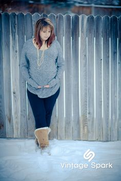 Vintage Spark Photography | Maternity Photographer | Colorado Portrait Photographer