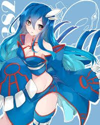 Find images and videos about anime girl, pokemon and fan art on We Heart It - the app to get lost in what you love. Pokemon Gif, Kyogre Pokemon, Pokemon Human Form, Sexy Pokemon, Pokemon People, Pokemon Comics, Pokemon Cosplay, Pokemon Fan Art, Cute Pokemon