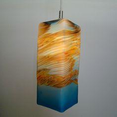 elys glass art l357 t mini pendant satin nickel browse mini pendant orange