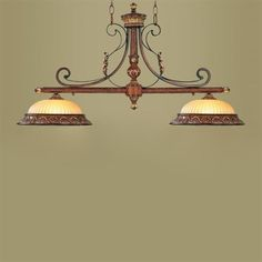 Shop Livex Lighting  8582-63 2 Light Villa Island Light at ATG Stores. Browse our kitchen island lighting, all with free shipping and best price guaranteed.