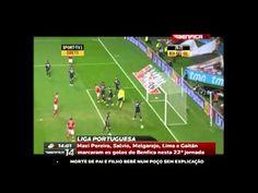 22ª Jornada Liga Zon Sagres - SL Benfica 5-0 Gil Vicente