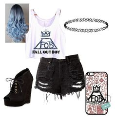 """""""Fall out boy """" by maryryanhuerter on Polyvore"""