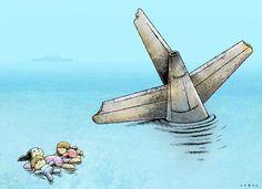 انهدام هواپیمایی مسافربری ایران #آمریکا #هفته_حقوق_بشر_آمریکایی