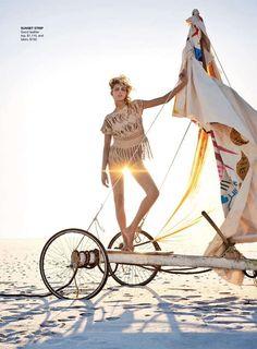 Vogue Australia April 2011