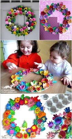 15 Fabulous Egg Carton Crafts and Decor Projects to Try 15 Fabulous Egg Carton Crafts and Decor Projects to Try The post 15 Fabulous Egg Carton Crafts and Decor Projects to Try appeared first on Knutselen ideeën. Spring Crafts For Kids, Projects For Kids, Diy For Kids, Craft Projects, Easter Projects, Craft Ideas, Toddler Crafts, Preschool Crafts, Kids Crafts