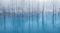 Frozen Lake Background Wallpaper for PC Full HD Pictures