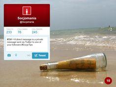 50 Twitter Tips (10). Full presentation: https://www.slideshare.net/Socjomania/the-ultimate-guide-to-twitter-50-useful-tips  #Twitter #TwitterTips #SocialMedia #SocialMediaTips