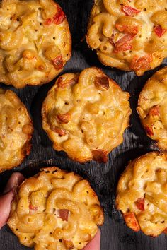 recipes: muffin tin entrees on Pinterest | Muffins, Cauliflowers and ...