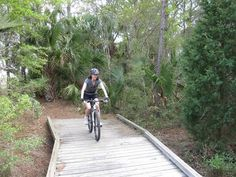The 26-mile bike trail from Murrells Inlet to Litchfield Beach #MYRDreamVacation
