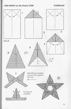 Photo: – Diy Papier & Origami – Origami Community : Explore the best and the most trending origami Ideas and easy origami Tutorial Origami Modular, Origami Folding, Paper Folding, Origami Star Box, Origami Stars, Origami Flowers, Origami Butterfly, Kirigami, Origami Design