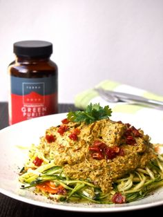 Purify Me - pasta / Wellberries & Terranova