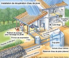 """Figure out even more information on """"rainwater harvesting architecture"""". Loo… Figure out even more information on """"rainwater harvesting architecture"""". Look at our web site. Rainwater Storage Tanks, Rainwater Harvesting System, Water From Air, Earthship Home, Solar Panel Cost, Water Collection, Sustainable Architecture, Green Building, Sustainable Living"""