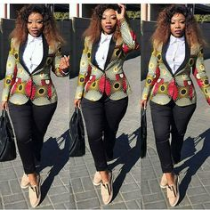 Ankara Jackets are globally rocked on any stage in the world. Best Ankara Jackets styles here are unbeatable styles you would really love to try out African Dresses For Kids, African Print Dresses, African Print Fashion, African Fashion Dresses, African Attire, African Wear, African Women, African Prints, Classy Outfits