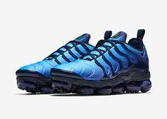 Nike Air VaporMax Plus Obsidian Photo Blue 924453-401 3