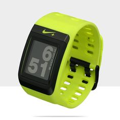 Nike+ Sportwatch GPS (with sensor) $169 | I need one of these to track my walks and runs with!