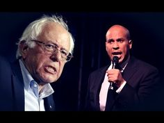 Cory Booker Responds to Bernie Sanders' Criticism With More Bullshit