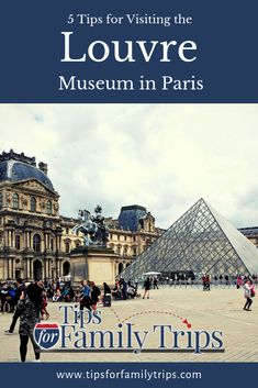 Louvre Museum. Image for Pinterest