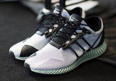 official photos be3ae f4f45 adidas Y-3 Futurecraft 4D - Flashback Magazin Adidas Schuhe Herren, Nike  Schuhe,