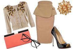 Secretary outfits