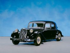 Citroen Traction Avant 15CV