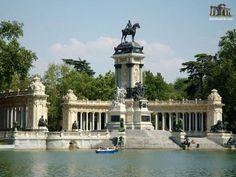 Estatua de Alfonso XII, Madrid