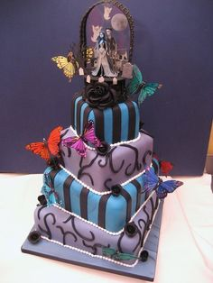 tim burton inspired wedding cakes 1000 images about tim burton on tim burton 21007