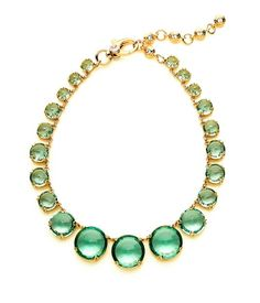 They have so many great colors.  This necklace is classic