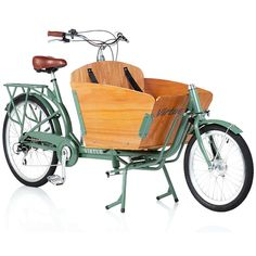 2015 Virtue Gondoliere Cargo Bike #VirtueBike ~ $1,149.00
