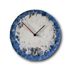 Wall clock, Home decor, Original clock, Hand made clock, design clock, clocks, rustic clock, unique wall clock