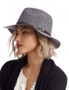 Perfect hat for the beginning of fall