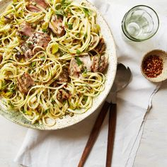 with Grilled Tuna, Capers and Parsley. In addition to the tuna ...