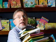 Welkom op de website van Jacques Vriens! Kinderboekenambassadeur filmpjes