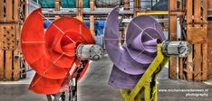 Dutch start-up The Archimedes who have designed a noiseless turbine, perfect for any home.  Their Liam F1 turbine has been built in such a way that it can produce 1,500 kWh of energy per year at wind speeds of just 5m/s and is virtually silent when in use.