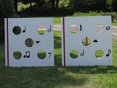 Fun games for summer music camp