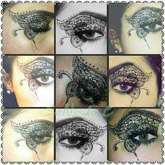 9 Best Henna Make Up Images Makeup Henna Hennas