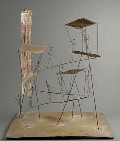 Melotti, Rondò delle idee galanti, 1981 http://www.pinterest.com/elisevashby/art-modern-sculpture/