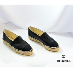 CHANEL , shoes , size : 37 , price : 180 kd #chanel #q8