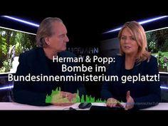 Herman & Popp: Bombe im Bundesinnenministerium geplatzt! Videos, Berlin, Youtube, Blog, Mathematical Analysis, Problem And Solution, Earth Quake, Theory, True Words