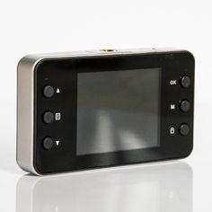 2016 Fashion Auto Tachograph 2.4 Inch Full HD 1080P Car Camera DVR Camcorder 100 Degree Wide Angle Video Recorder