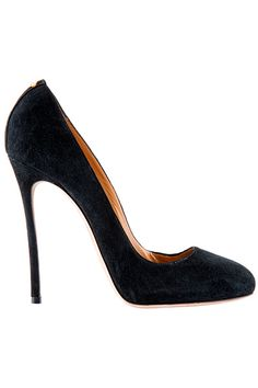 Dsquared2 Black Stiletto Heel Pumps 2015 Pre-Spring