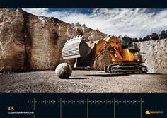 @CarUniv 2010 Heavy Equipment Calendar - Pictures, Videos and Games