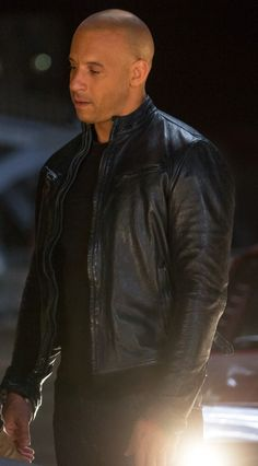 Fast and Furious 6 Movie Jacket
