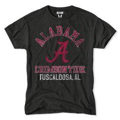 Alabama Tuscaloosa T-Shirt