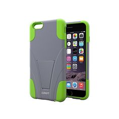 Iphone 6 Plus Case, Collen® [AIR CUSHION TECH] Ultimate Protection [MILITARY GRADE] Hard Slim Case for for Iphone 6s Plus (2015) - Grey-green collen http://www.amazon.com/dp/B015H9XOC4/ref=cm_sw_r_pi_dp_54Elwb0H44JAX