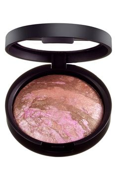 Free shipping and returns on Laura Geller Beauty 'Brighten' Blush at Nordstrom.com. Rich tones of marbleized pigments swirl together to create a soft, silky powder for a glowing blush with universal appeal.How to use: Using a Retractable Baked Powder Brush, apply and blend from the apples of your cheeks, up towards the hairline.