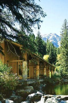 Robert Redford's Sundance Resort is located an hour south of Salt Lake City. Sundance Resort (Sundance, Utah) - Jetsetter