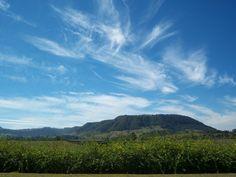 Céu, Nuvens, Horizonte, Paisagem