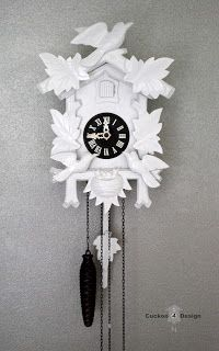 Cuckoo 4 Design: My love–hate relationship with cuckoo clocks