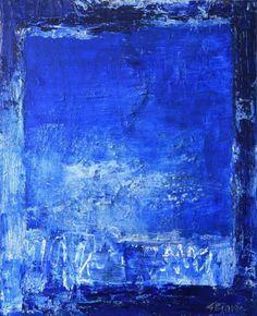 São Mamede - Galeria de Arte  Gonzalez Bravo Sem Titulo 162) 17 2015 Óleo x Tela 100 cm x 81 cm