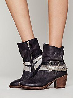 Fortitude Ankle Boot
